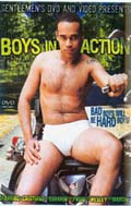 Boys In Action Cover