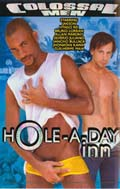 Hole-a-day Inn Cover