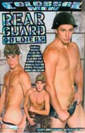 Rear Guard Soldiers Cover