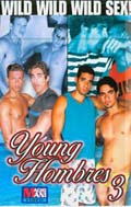 Young Hombres 3 Cover