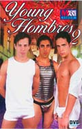 Young Hombres 2 Cover