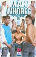 Man Whores 5 Cover
