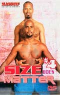 Size Does Matter 4 Cover