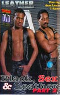Black, Sex & Leather 2 Cover