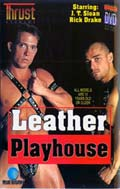 Leather Playhouse Cover