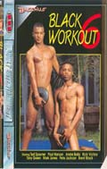 Black Workout 6 Cover