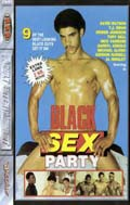 Black Sex Party 5 Cover