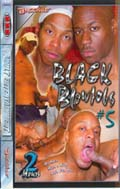 Black Blowjobs 5 Cover