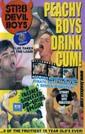 Peachy Boys Drink Cum Cover