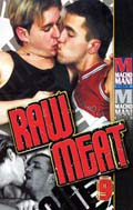 Raw Meat 9 Cover