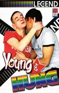 Young And Hung Cover