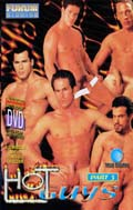 Hot Guys 3 Cover
