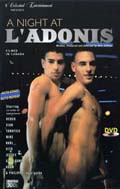 A Night At L'adonis Cover